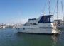 Boat in Duquesa Marina
