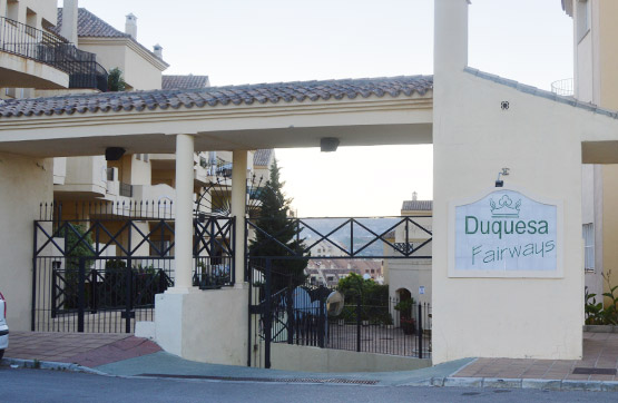 Duquesa Fairways urbanisation review entrance