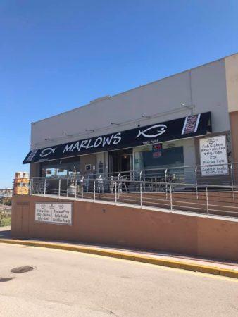 Marlows Fish and Chips, Los Hidalgos, Duquesa