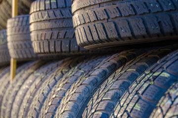 Tyres in sabinillas