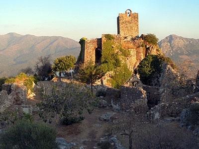 gaucin-castle