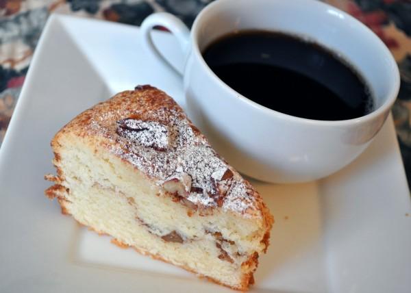Coffee in Sabinillas