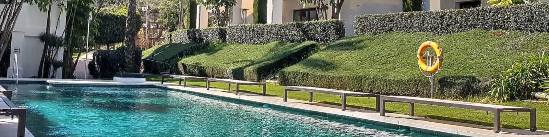 Altos de Cortesin Pool