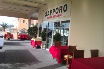 Sapporo Restaurant Sabinillas