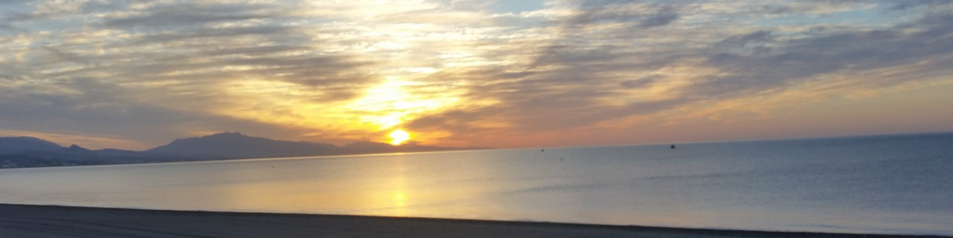 Sabinillas Sunrise