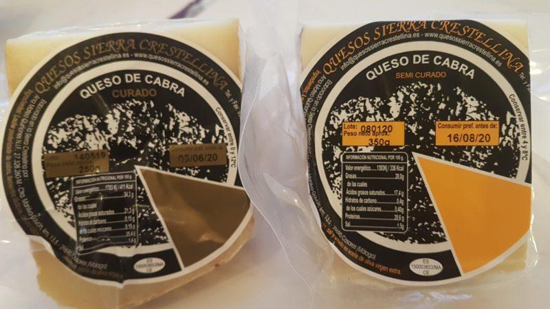 Sierra Crestellina Cheese