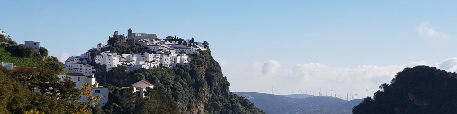 View from Venta El Mirador Casares