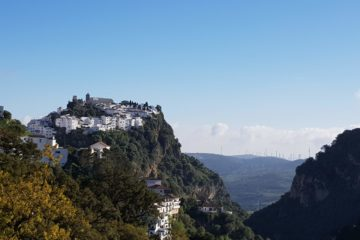 View from Venta El Mirador Casares