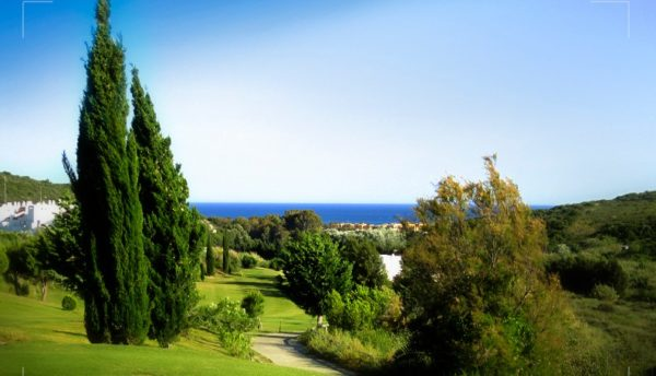Casares 9 hole golf course