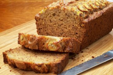 Banana bread - I am a lockdown cliche