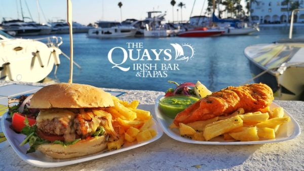 The Quays Irish Bar Duquesa