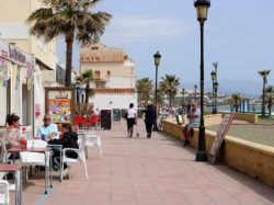 Paseo / Promenade Sabinillas