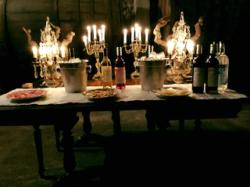 Wine has adorned the tables - Marques de Legarda