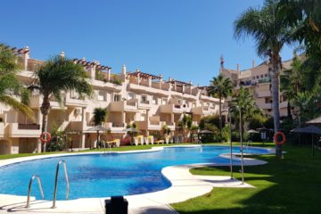 Duquesa Fairways communal pool