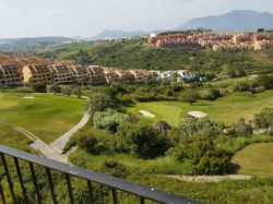 Duquesa fairways Urbanisation review Golf & mountain view