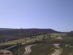 la Herencia de Casares golf view