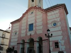 Santa Ana Church Manilva