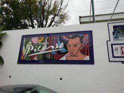 Manilva school Pablo Picasso