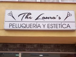 The Laura's Hairdressers and Beautician in Sabinillas