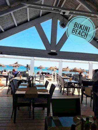 Bikini Beach Chiringuito Estepona