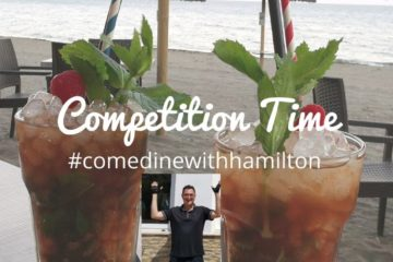 Competition Time with Hamilton Homes