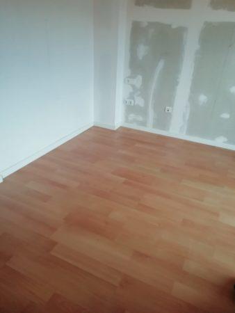 Floor project bedroom lockdown diary manilva
