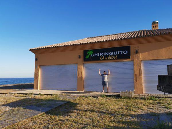Chiringuito Malibu Castillo