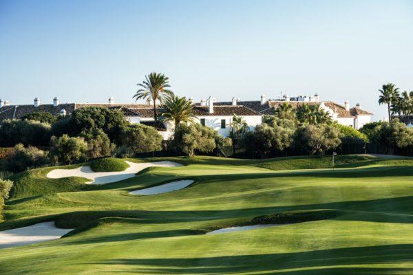 Finca Cortesin resort golf