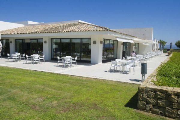 Alcaidesa Golf Club House