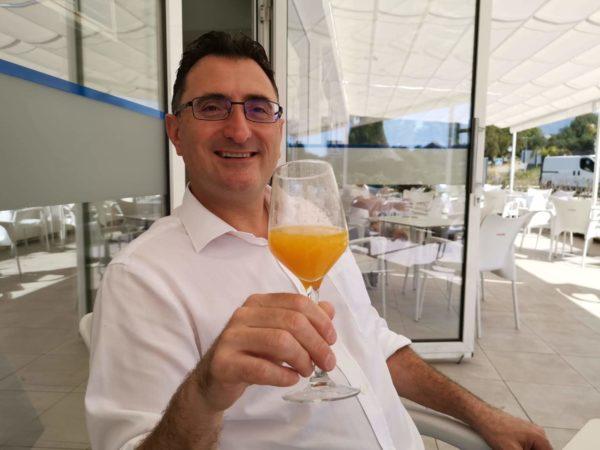 Bahia de Casares - Andrew Hamiton, Casares restaurants