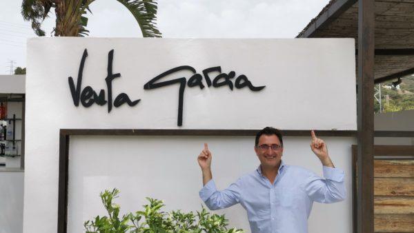 Venta Garcia cocktails Casares ventas restaurants Spanich cuisine traditional selfie