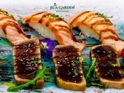 Bua Garden Restaurant in Casares