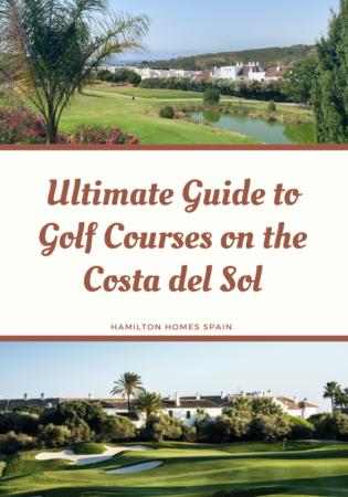 Costa del Sol Golf Courses Estepona Sotogrande