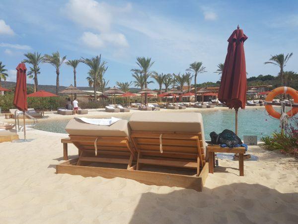 La Reserva beach club