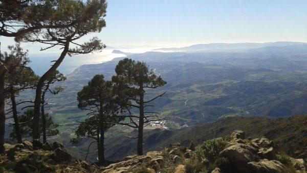 San Roque Sierra Bermeja Mountains Ocean Sea Costa del Sol Golf Golfing Resort Course