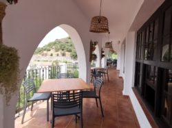 Casares ventas restaurants Spanish cuisine traditional outdoor terrace