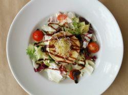 Venta Garcia Casares ventas restaurants Spanich cuisine traditional salad starter