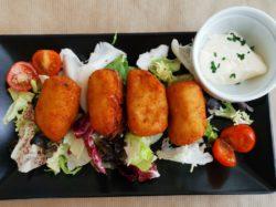 Venta Garcia Casares ventas restaurants Spanich cuisine traditional croquettes tapas
