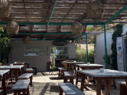Tumbao beach bar