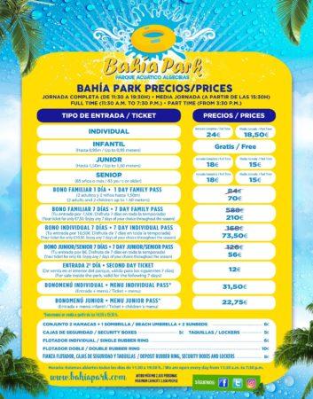 Bahia Park price lis
