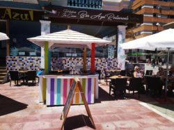 Bar Azul - Café / Bar in Sabinillas