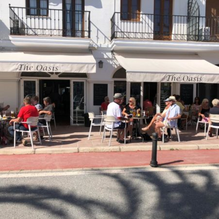 Oasis Bar La Duquesa