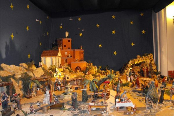Belen in Manilva - a Spanish Christmas Tradition
