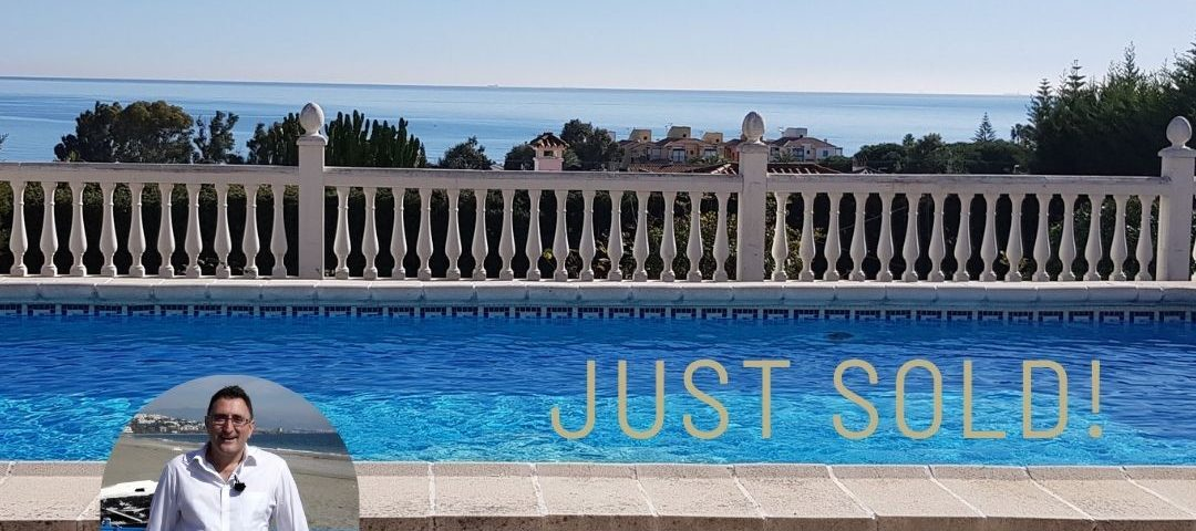 Selling your property on the Costa del Sol - Just Sold