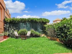 Alcaidesa Garden in La Villa