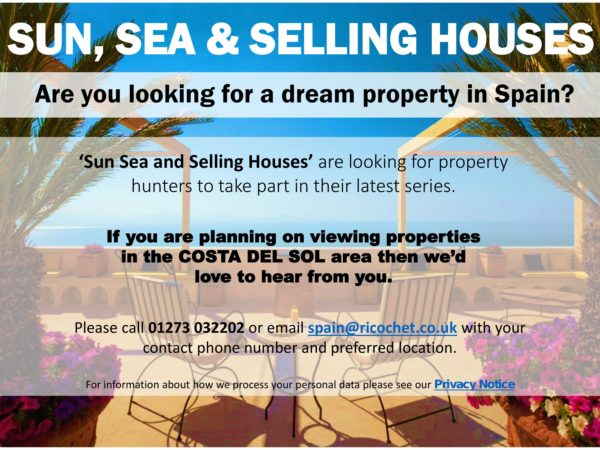 Sun Sea and Selling Houses